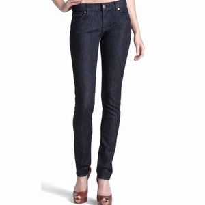 7 For All Mankind Roxanne Jeans Size 30 Dark Wash